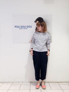着回し力抜群*チノパンツ   池袋P'パルコ店   POU DOU DOU ショップブログ