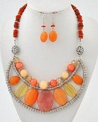Stoney orangeness