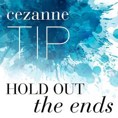 Since the ends are usually the most porous dry and damaged they need a little extra nourishment. While rinsing Cezanne out of the hair hold the ends out of the water until youre almost finished rinsing.