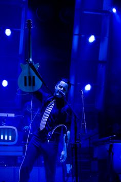 Jack White at Red Rocks 8/20