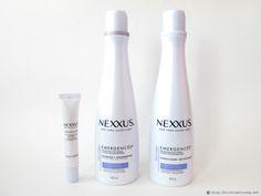 NEXXUS Emergencée Reconstructive System Review   The Christina Truong Network @nexxushair