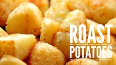 Perfect Roast Potatoes every single time!