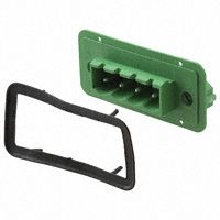 1898855 – 4 Position Terminal Block Header, Male Pins Green from Phoenix Contact. Pricing and Availability on millions of electronic components from Digi-Key Electronics.