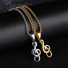 Musical Note Necklace Pendant for Women Music Note Charms Punk Rock Necklace Chain Steel Gold Color Hiphop Gold Chains for Men  / // Price: $US $4.36 & FREE Shipping // /  Buy Now >>>https://www.mrtodaydeal.com/products/musical-note-necklace-pendant-for-women-music-note-charms-punk-rock-necklace-chain-steel-gold-color-hiphop-gold-chains-for-men/  #Best_Buy