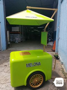 Bicycle Cart, Mobile Food Cart, Ice Cream Cart, Coffee Business, Coffee Carts, Food Trailer, Booth Design, Gelato, Food Truck