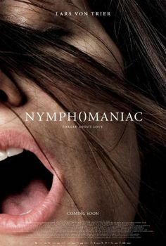Teaser movie poster for Lars von Trier's Nymphomaniac, Volume I. (Click through for the film review.)