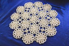 CeyPearl.com - Doily Placemat for Large Plates, $6.99 (http://www.ceypearl.com/doily-placemat-for-large-plates/)