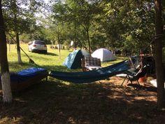 Camping Mala in Clisura Dunarii Outdoor Furniture, Outdoor Decor, Romania, Hammock, Montana, Camping, Home Decor, Campsite, Flathead Lake Montana