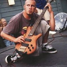 Sam Rivers (September 21, 1977) American bassist, known from the band Limp Bizkit.