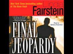 Audiobook Narrator Barbara Rosenblat FINAL JEOPARDY Linda Fairstein
