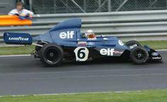 1973 T y r r e l l 006 @ Montreal F1 Historics 2010