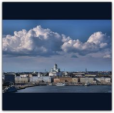 Helsinki, Finland. Second place I wanted to visit after Norway.