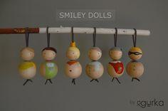 wooden doll Wooden Dolls, Craft Ideas, Crafts, Home Decor, Manualidades, Decoration Home, Room Decor, Diy Ideas, Handmade Crafts