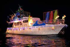 Newport Boat Parade 2012 | California | Christmas