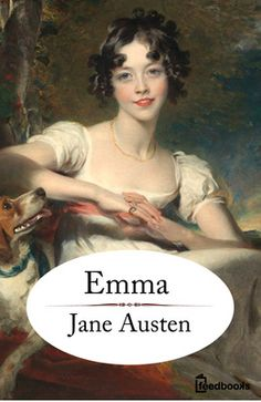 Emma, by Jane Austen, is a novel about youthful hubris and the perils of misconstrued romance. The novel was first published in December 1815. As in her other novels, Austen explores the concerns and difficulties of genteel women living in Georgian-Regency England; she also creates a lively comedy of manners among her characters.