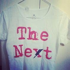 The next! #tshirt #tee #saettastyle #abbigliamento