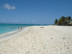 Prickly Pear Cay, Anguilla ~ Take Memories and Leave Footprints