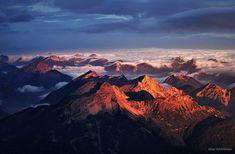 """Alps, Germany and Austria,"" Kilian Schönberger's Stunning Landscapes | Arts & Culture | Smithsonian"