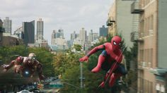 Spider-Man: Homecoming: How to make CG believable