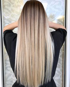 """South Florida Balayage on Instagram: """"Can't forget this amazing blend too! @modernsalon Balayage contest! #modernsalon I used lightmaster from Matrix and glazed with Redken…"""""""