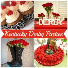 Kentucky Derby Parties