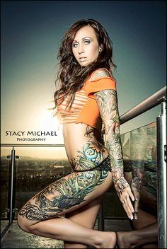 With Chicks Sexy Tattoos Nude