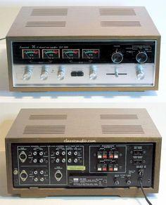 Sansui QS-500 Rear Channel Amplifier