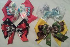 Large bows