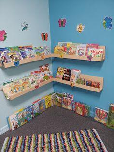 Great Kindergarten Reading Area!