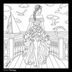 Creative therapy Coloring Books - √ 27 Creative therapy Coloring Books , Free Adult Coloring Page Samples – Mandalas Animals and Blank Coloring Pages, Printable Adult Coloring Pages, Coloring Apps, Coloring Books, Stress Coloring Book, Disney Princess Coloring Pages, Art Textile, Art Plastique, Colorful Fashion