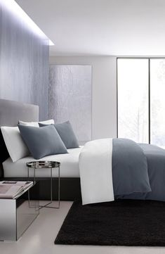 Create an atmosphere of tranquility with the Waffle Pique Duvet Cover Set from Vera Wang. Woven in the softest cotton for a luxurious feel, the duvet is rendered in a solid waffle pique motif for a simple, yet stylish addition to your bedding oasis. King Duvet Cover Sets, Queen Comforter Sets, Bed Duvet Covers, Queen Duvet, Duvet Sets, Vera Wang, Joss And Main, Blue Duvet, Floral Comforter