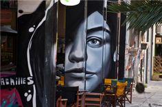 Visit Greece    Koleti Str. Exarcheia  © Skoulas