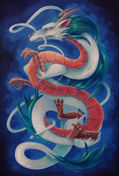 The River Spirit by *TsaoShin on deviantART