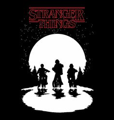 Camiseta Stranger Things - Véi Nerd