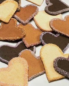 Biscotti di zucchero grandi