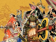 ONE PIECE Anime Figures, Anime Characters, One Piece Chapter, One Piece Drawing, Best Anime Shows, One Piece Pictures, Manga Covers, Manga Illustration, One Piece Anime