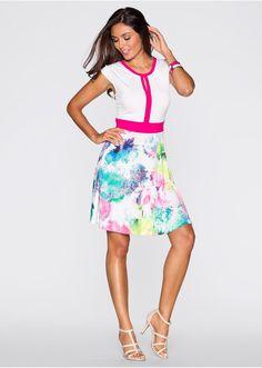 SUMMER RAINBOW DRESS Úpletové šaty Letní šaty značky • 749.0 Kč • Bon prix