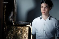 Simone Nobili photographed by Jay Schoen for FY MUSEUM ISSUE