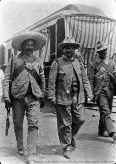Pancho Villa Mexican Revolution Against