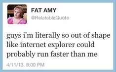 funny twitter quotes fat amy