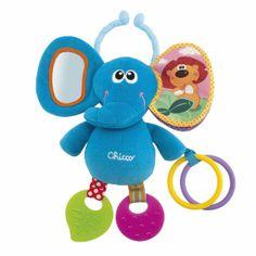 Elefante Primeiras Actividades Baby Senses | Brinquedos | Site oficial chicco.pt