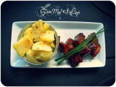 Porc miel/soja •