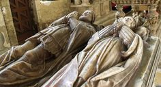 Tomb of 1st Earl of Rutland, St Mary's church, Bottesford - Tomb of 1st Earl of Rutland, St Mary's church, Bottesford Thomas Manners and his wife Countess Eleanor. Thomas Manners (c. 1488–1543), son of the 12th Baron de Ros of Hamlake, Truibut and Belvoir, was created Earl of Rutland in the peerage of England in 1525. His mother, Anne St Leger, was Richard Plantagenet's granddaughter.