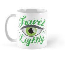 travel lightly eye belladonna Mug