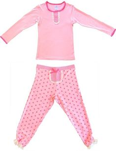 86b5f85c3bf4 The pyjamas feature sleeves and legs with cute ruffled panelling and tiny  heart prints. Made from luxuriously soft and breathable bamboo fabric which  will ...
