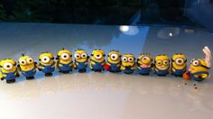 How to make a minion out of polymer clay (Despicable Me)