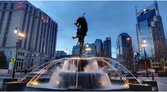 Nothing is finer than a beautiful summer night at the Schermerhorn Symphony. This outdoor fountain is a gorgeous backdrop. Visit Nashville, Nashville Tennessee, Concert Hall, Summer Art, Summer Nights, The Great Outdoors, Country Music, Places Ive Been, Vacation
