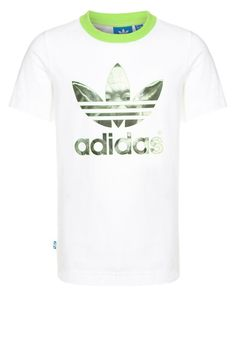 adidas Originals TShirt print white