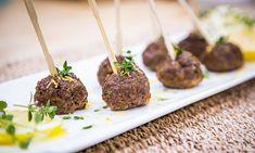 Home & Family - Recipes - Melissa D'Arabian's Lemon-Thyme Meatballs Recipe | Hallmark Channel