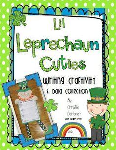 First Grade Fever!: Lil Leprechaun Cuties & Highlights from Seuss Week